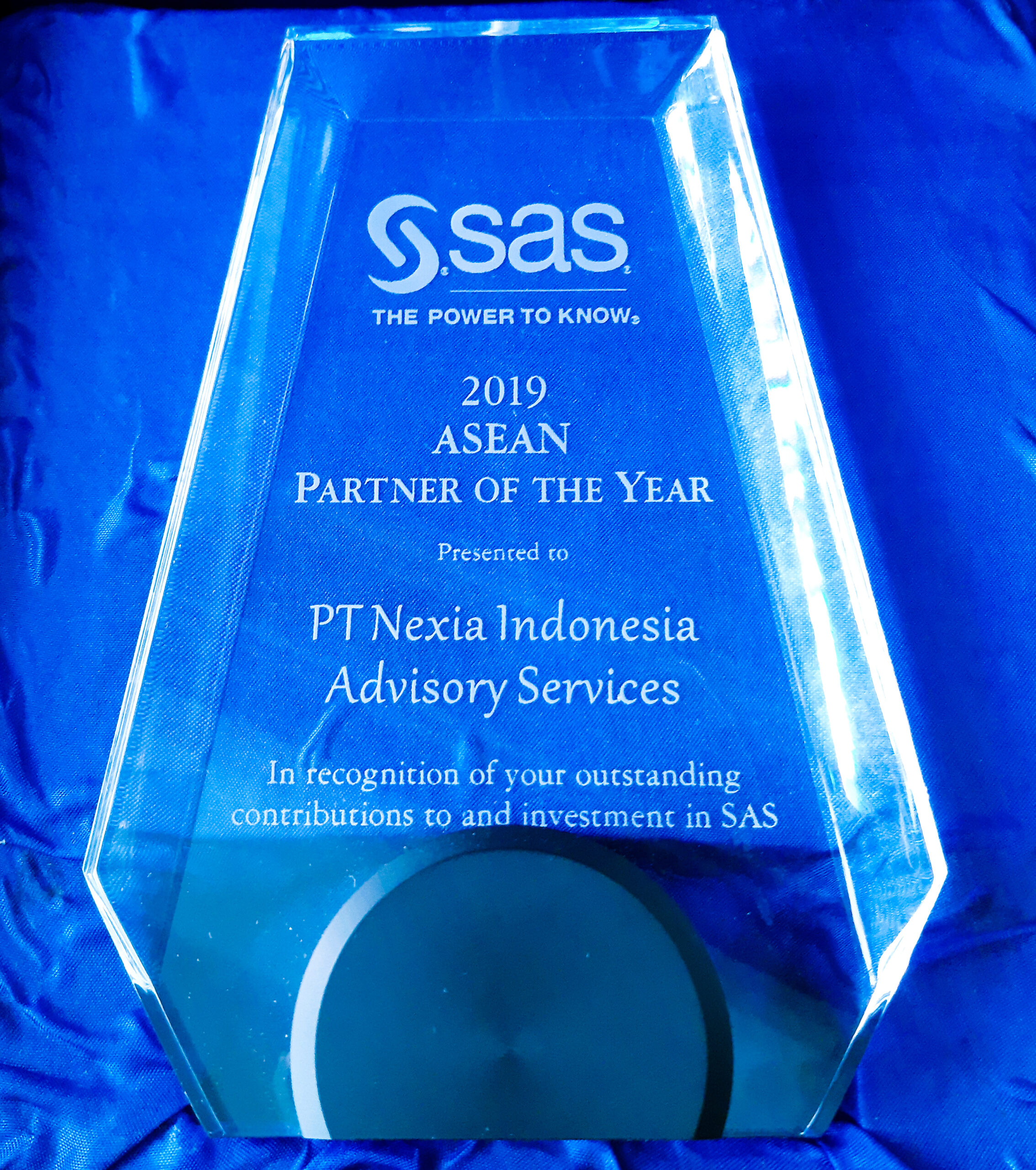 ASEAN Partner Of The Year